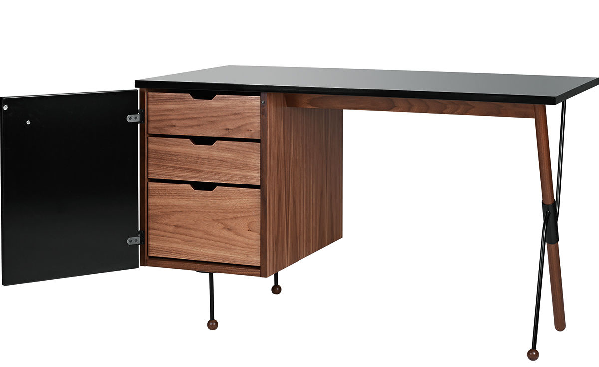 Greta Grossman Series 62 Desk
