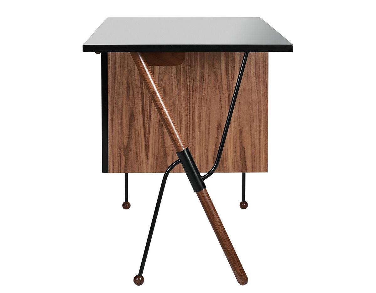 Greta grossman series 62 desk hivemodern overview manufacturer media reviews geotapseo Gallery