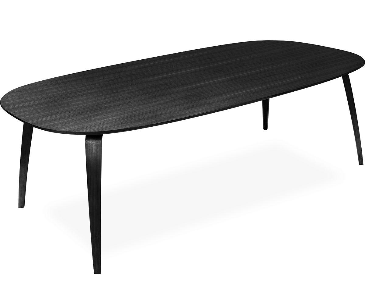 Gubi Elliptical Dining Table Hivemodern Com