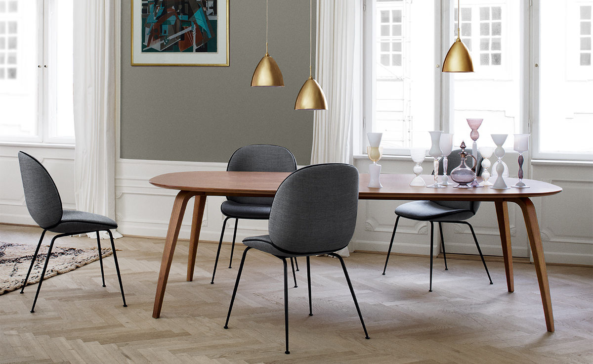 Gubi Elliptical Dining Table Hivemodern Com