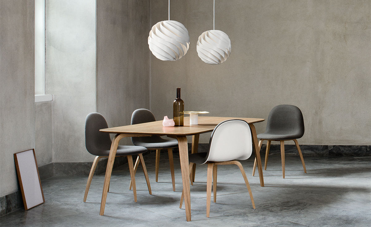 Gubi Rectangular Dining Table Hivemodern Com