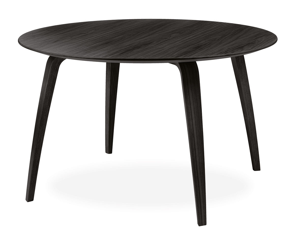 Gubi Round Dining Table hivemodern