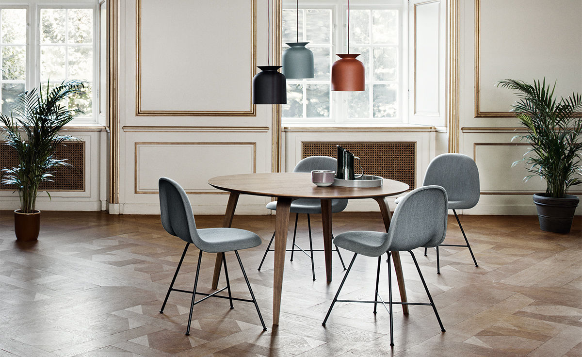 Gubi Round Dining Table Hivemoderncom