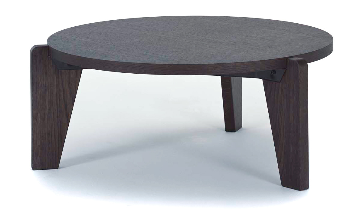Prouv gueridon bas coffee table - Table basse jean prouve ...