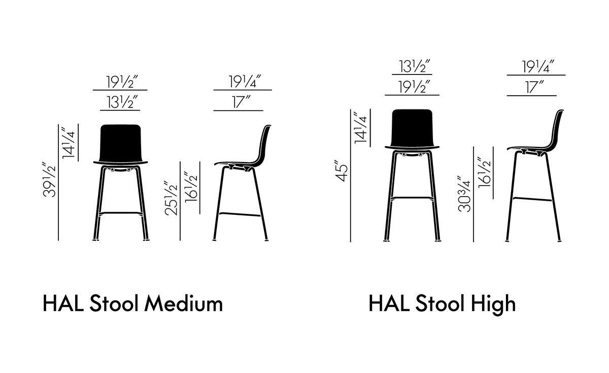 Hal Stool Hivemodern Com
