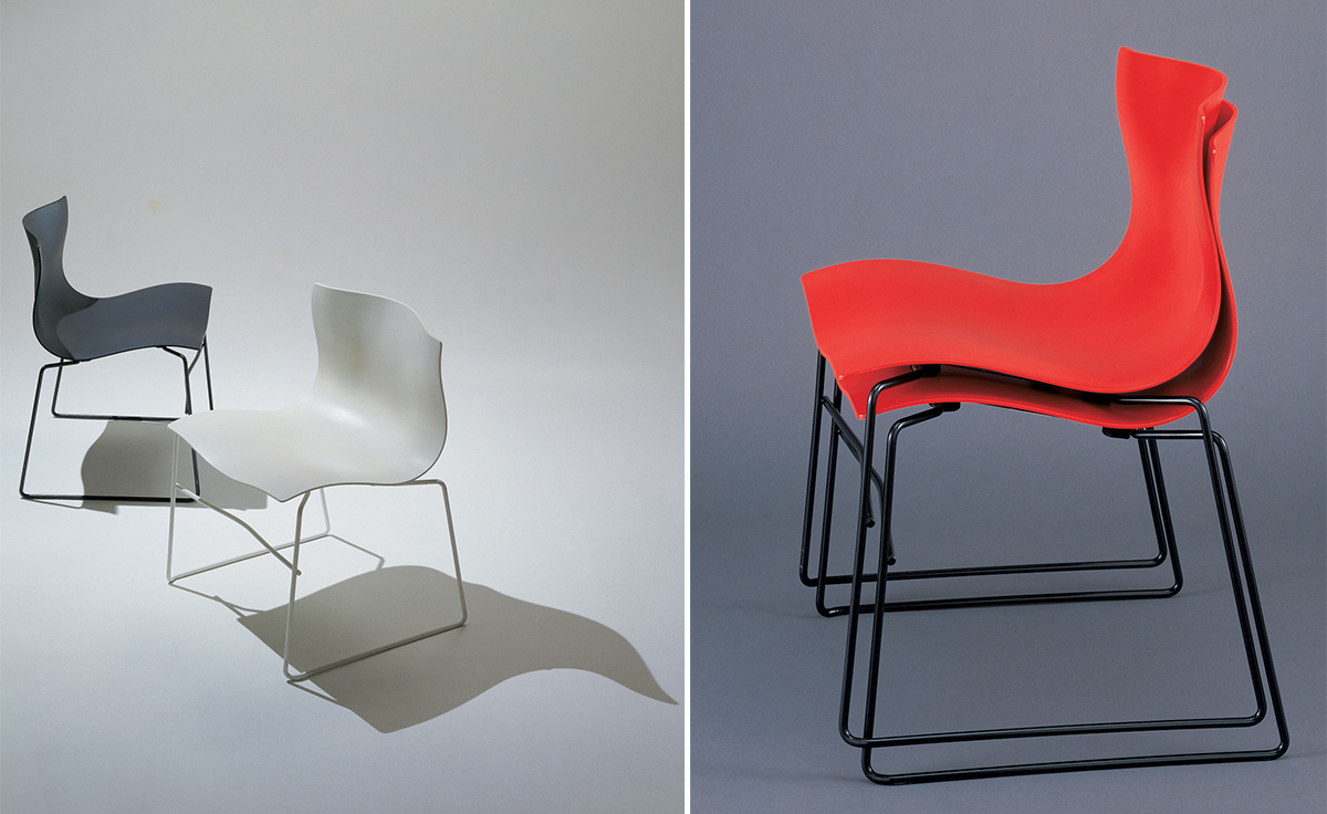 Massimo Vignelli Chair - Bing images