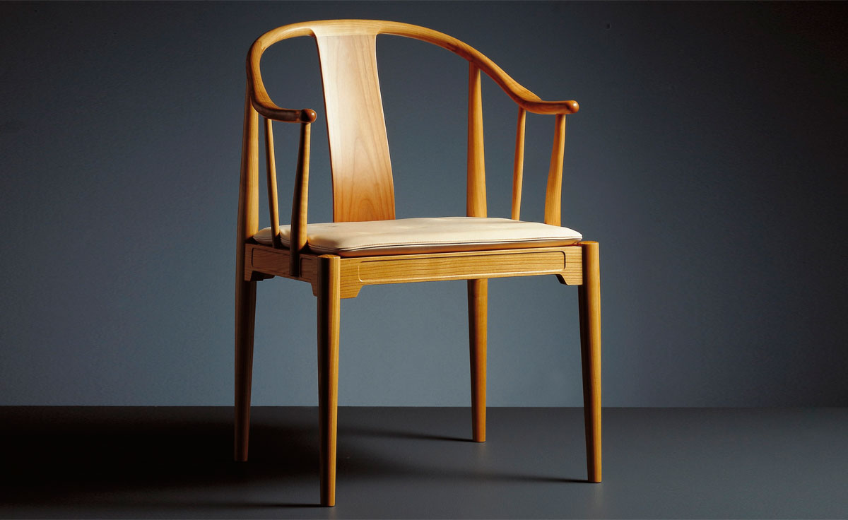 Hans Wegner China Chair Hivemodern Com