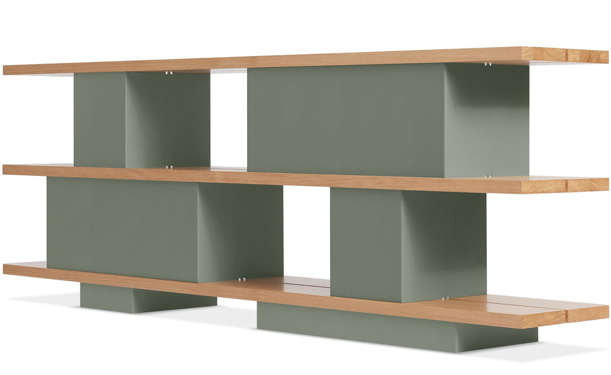 Happy Day Shelving 3 Shelf Unit Hivemodern Com