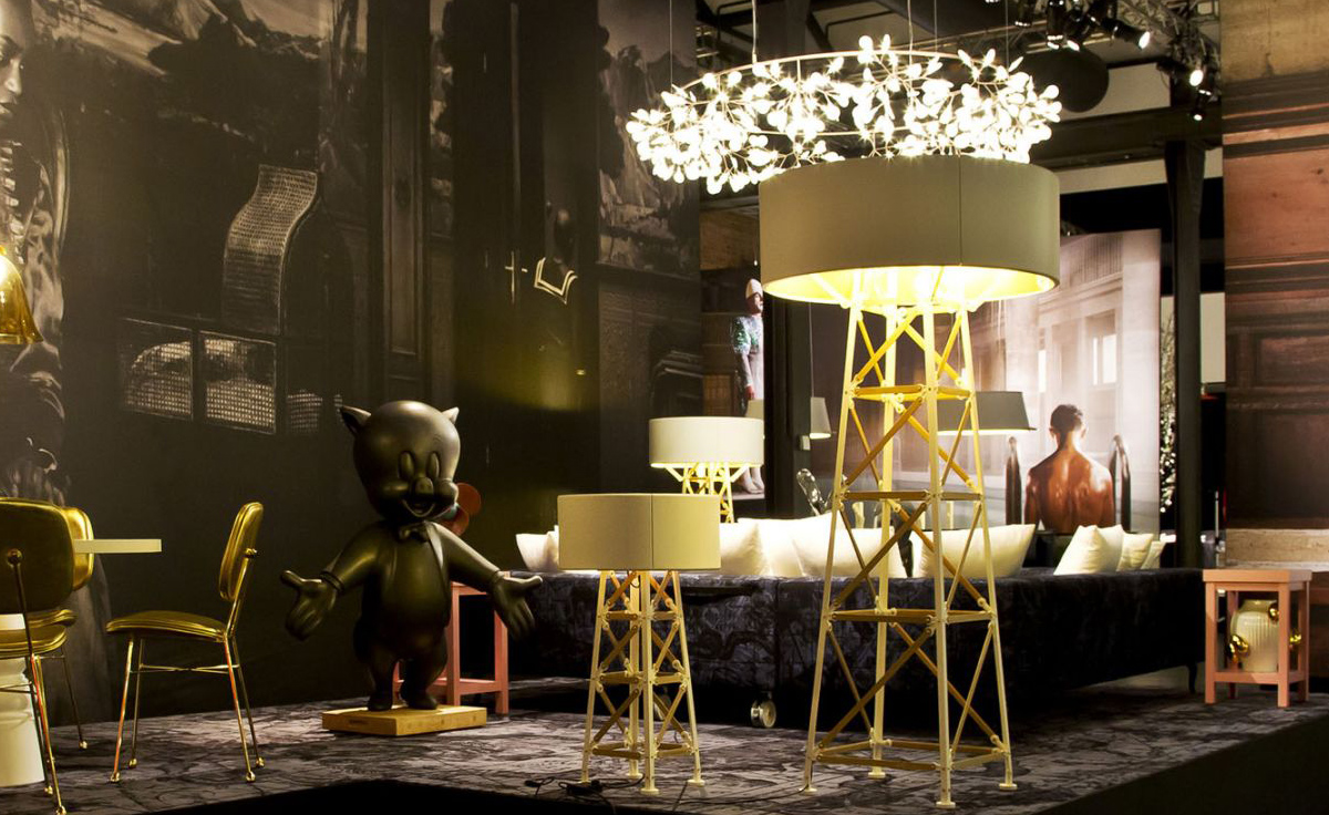 Heracleum The Big O Suspension Lamp Hivemodern Com
