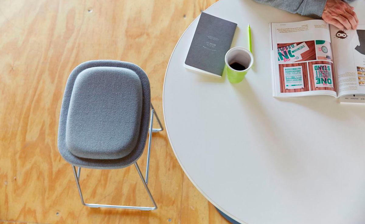 Fabulous Hi Pad Stool Squirreltailoven Fun Painted Chair Ideas Images Squirreltailovenorg