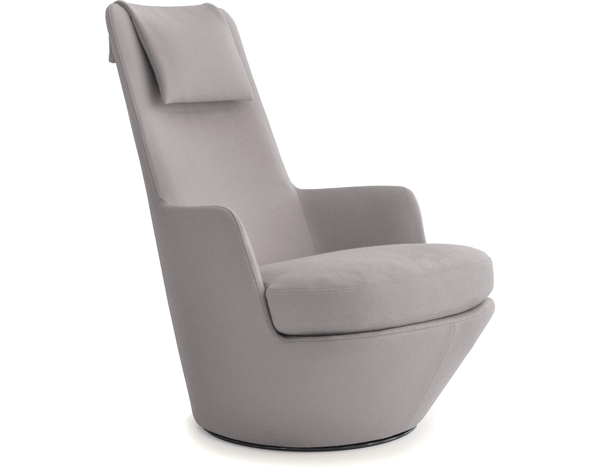 Hi Turn Lounge Chair Hivemodern Com