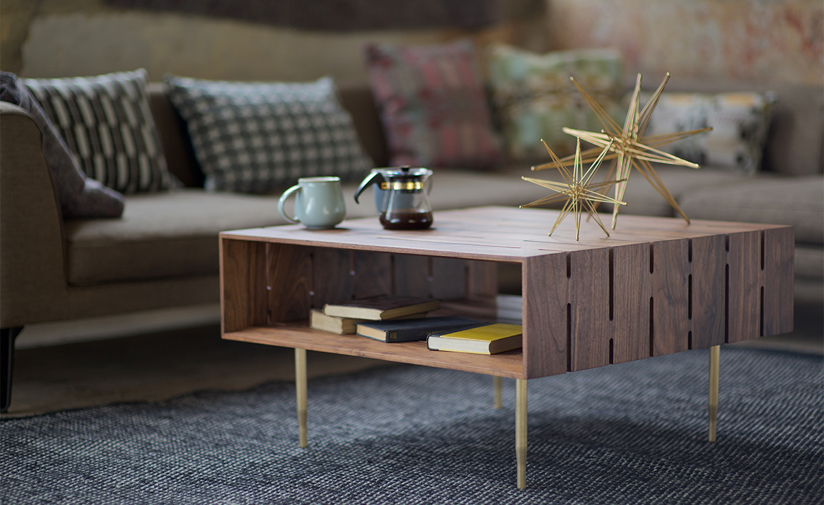 Horizon Coffee Table 381 Hivemodern Com