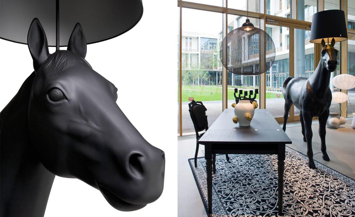 Horse Lamp Hivemodern Com