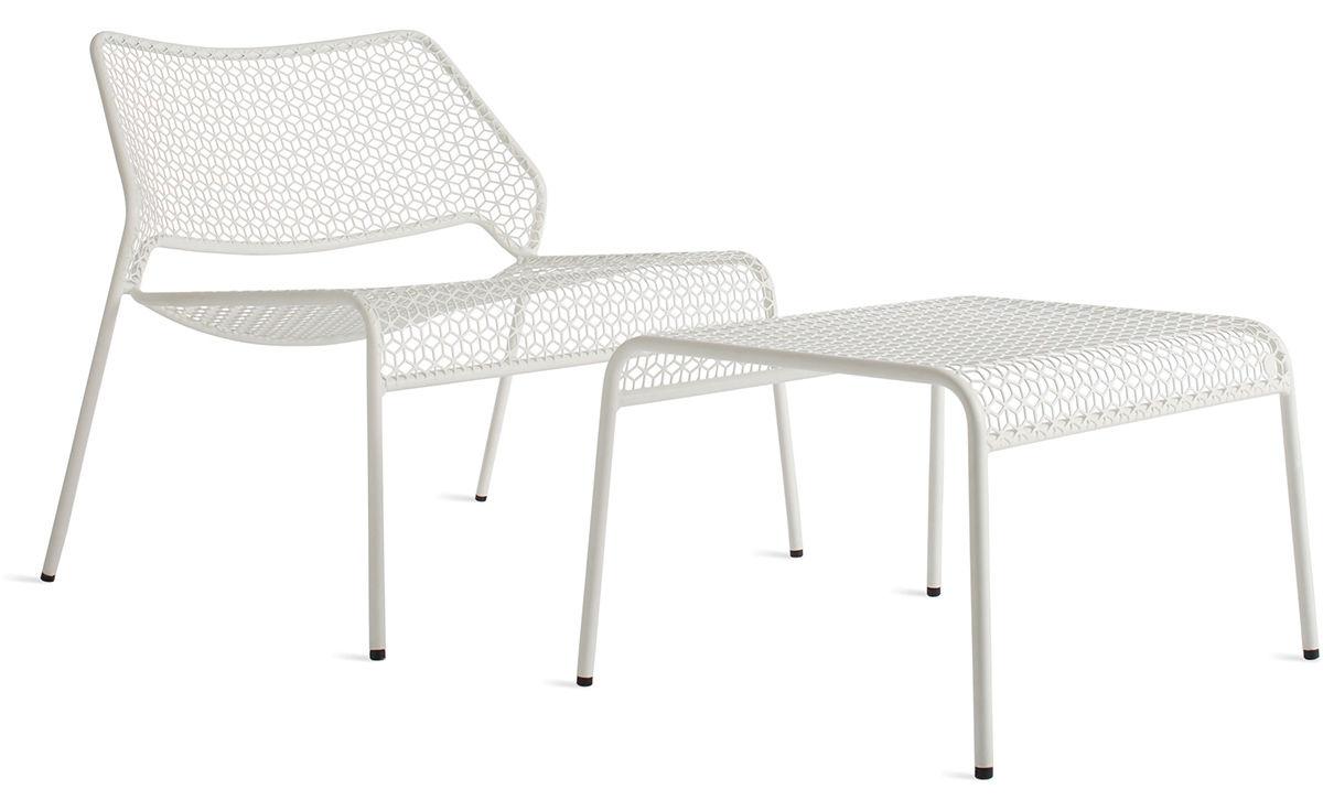 hot mesh lounge chair - hivemodern