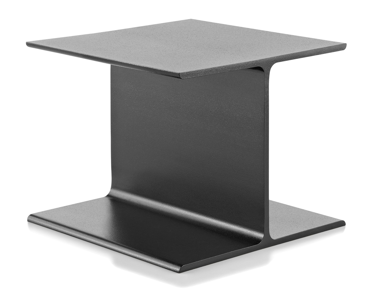 I Beam Side Table Hivemodern Com