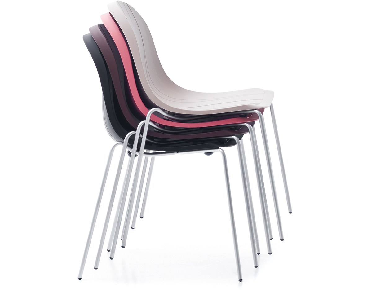 Impossible Wood Side Chair 2 Pack