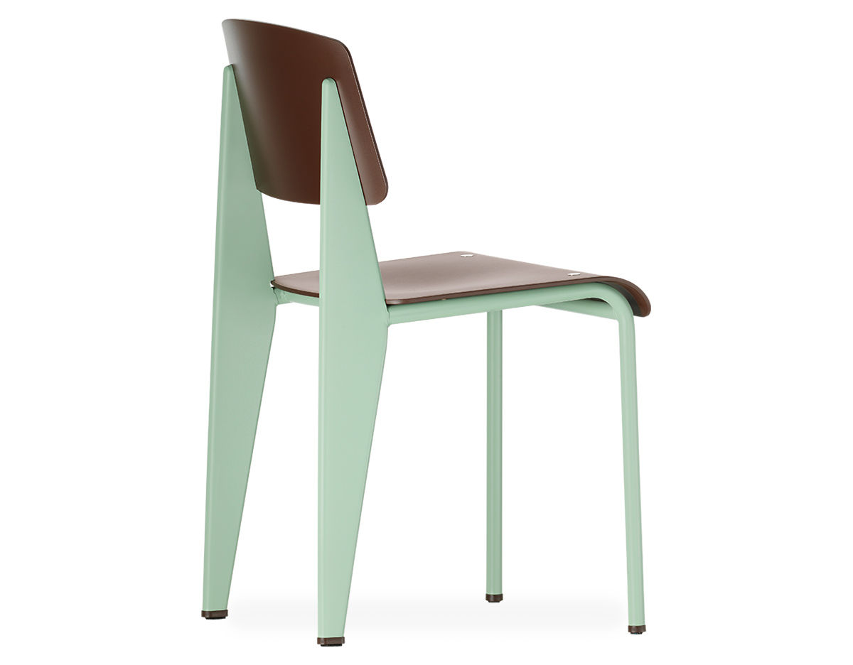 Jean prouve chair chairs seating - Jean prouve chaise standard ...