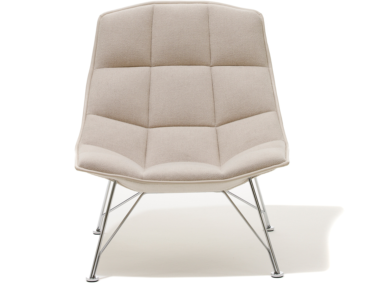 Jehs+laub Wire Lounge Chair