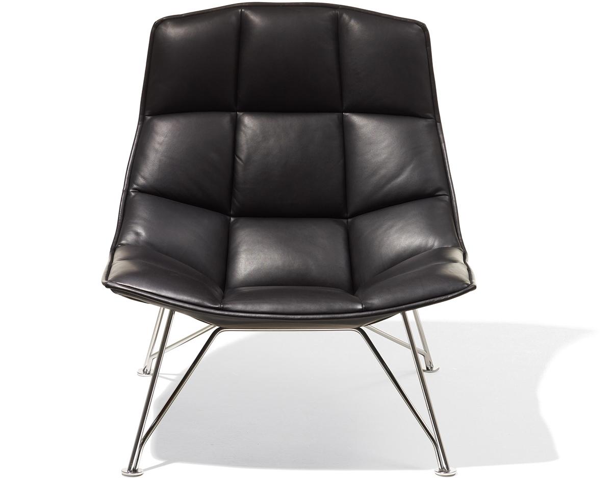 Jehs Laub Wire Lounge Chair Hivemodern Com