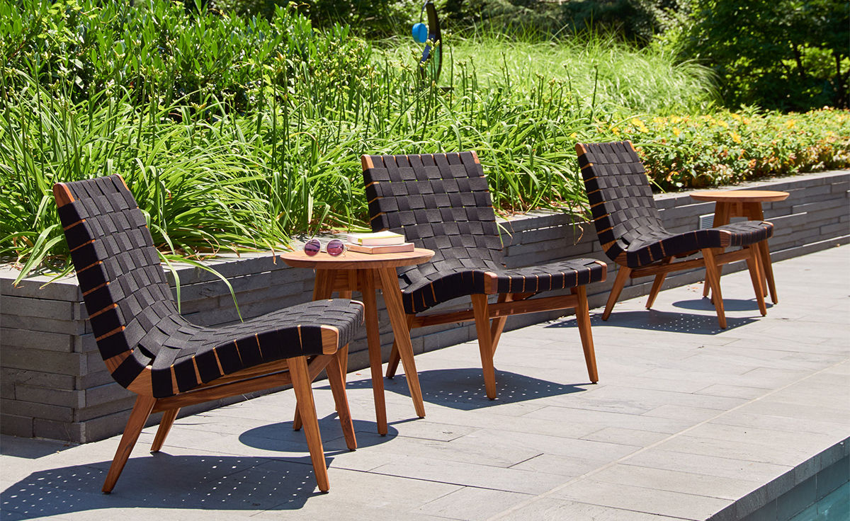 jens risom outdoor lounge chair knoll 6