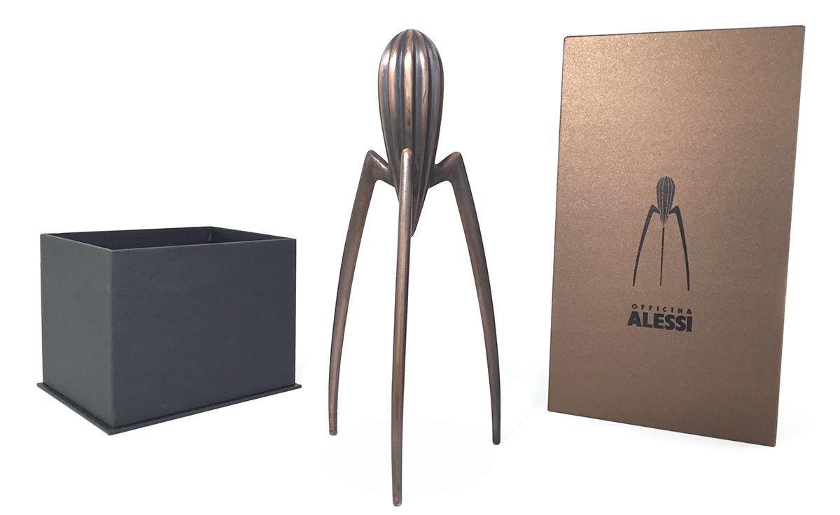 starck juicy salif bronze limited edition. Black Bedroom Furniture Sets. Home Design Ideas