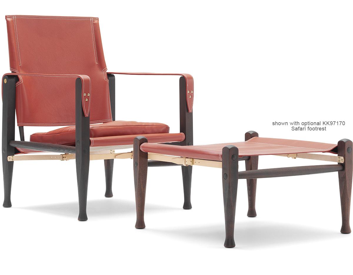 Kaare Klint 47000 Safari Chair