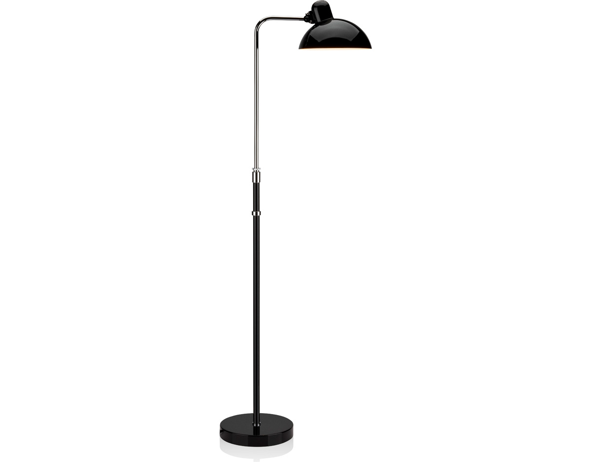 kaiser idell luxus floor lamp. Black Bedroom Furniture Sets. Home Design Ideas