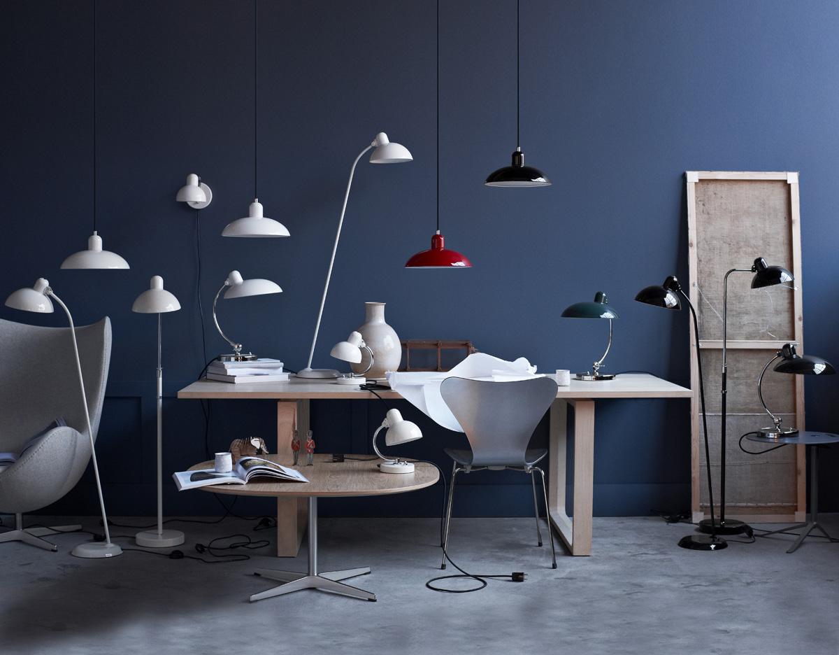 Kaiser Idell Luxus Table Lamp Hivemodern Com