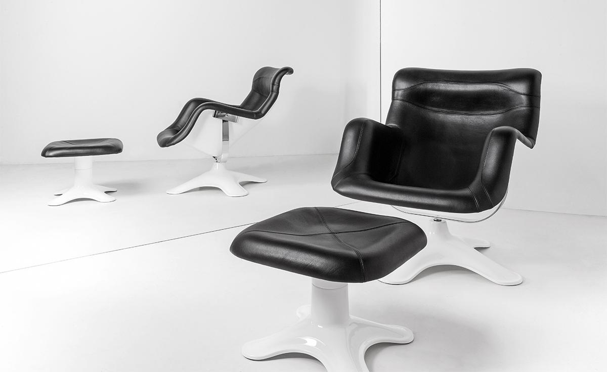 Karuselli Lounge Chair Hivemodern Com