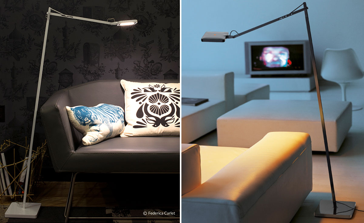 kelvin led floor lamp. Black Bedroom Furniture Sets. Home Design Ideas