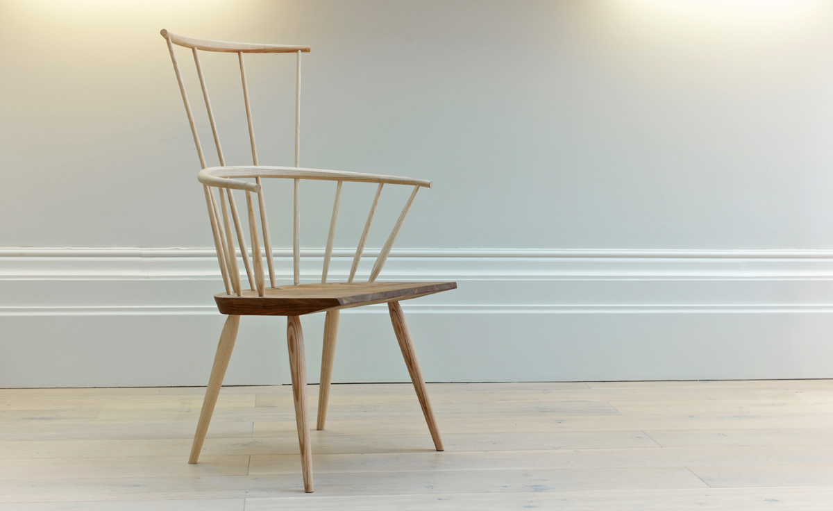Kimble Windsor Chair 359 Hivemodern Com