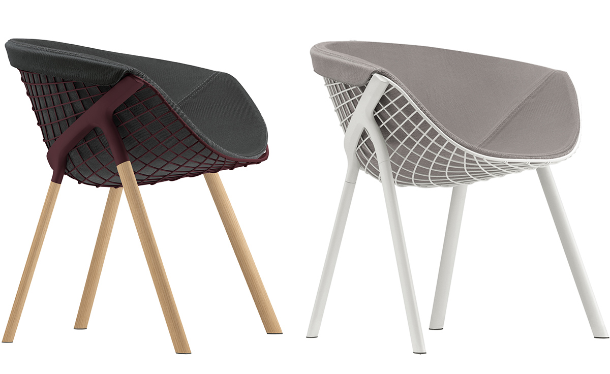 Kobi Chair With Large Pad Hivemoderncom
