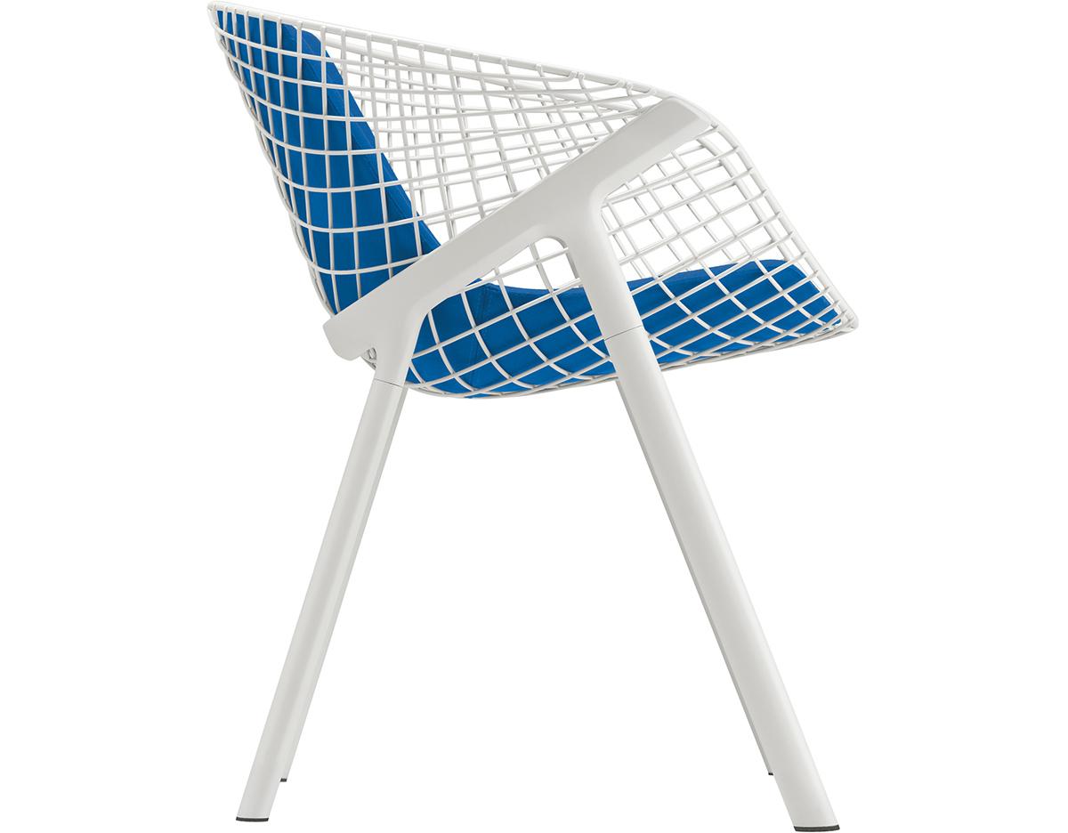 Kobi Chair With Medium Pad Hivemodern Com