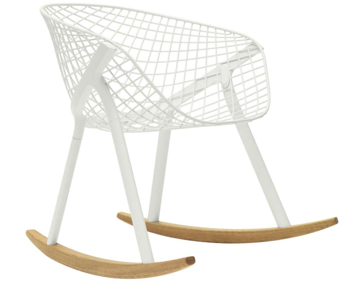 Kobi Rocking Chair Hivemodern Com