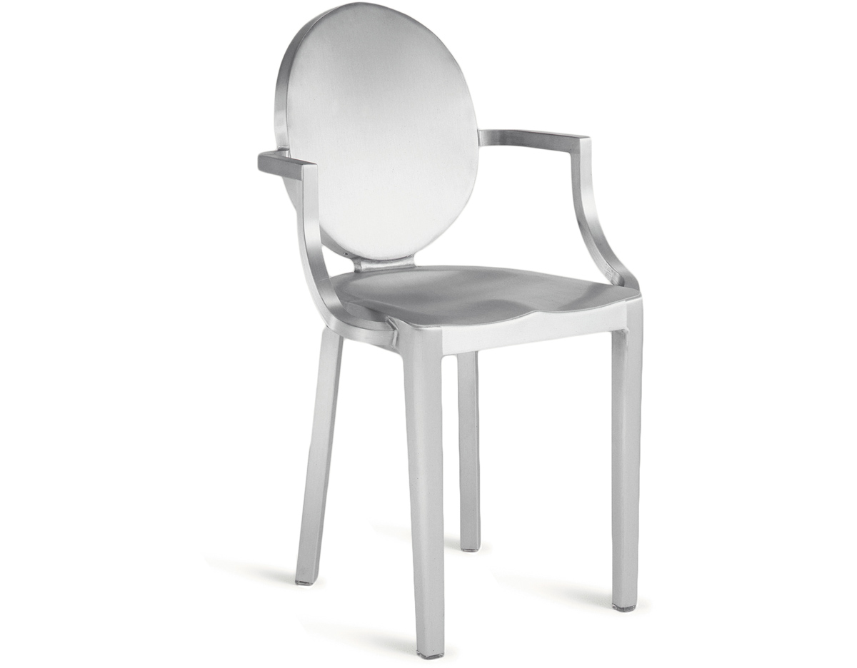 Emeco kong armchair for Philippe starck work