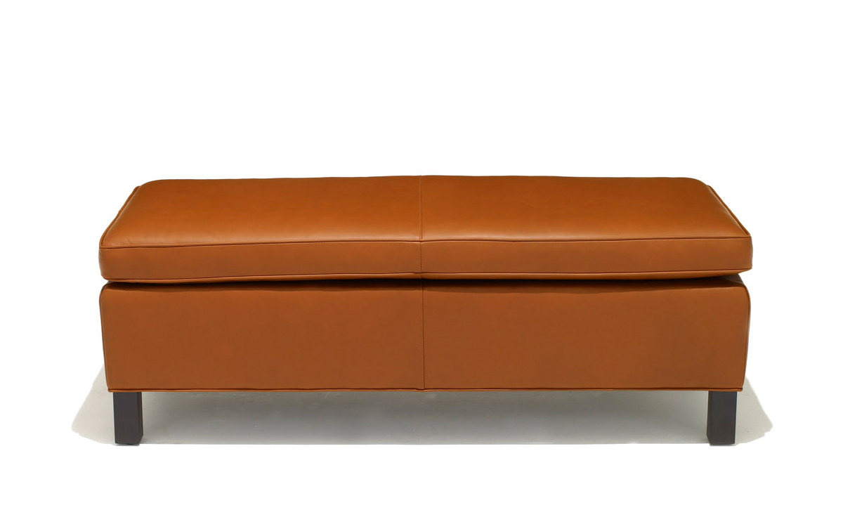 Krefeld medium bench - Mies van der rohe muebles ...