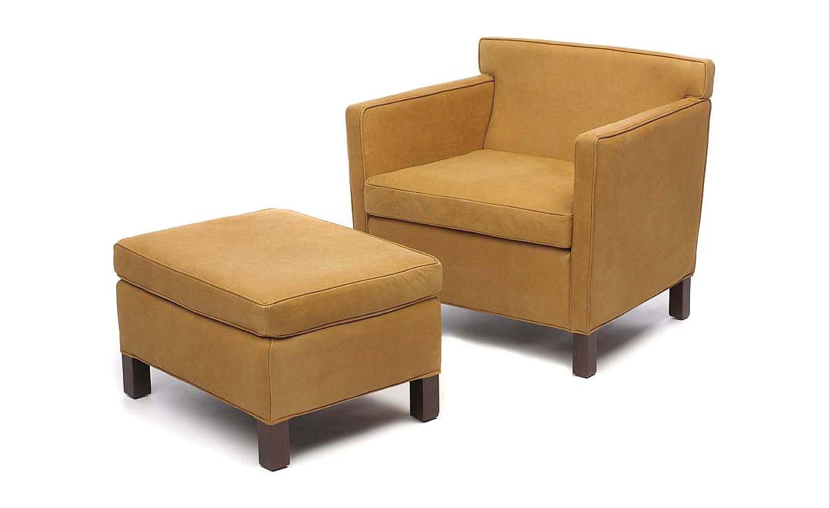 Krefeld coffee table hivemodern com - Krefeld Lounge Chair Hivemodern Com