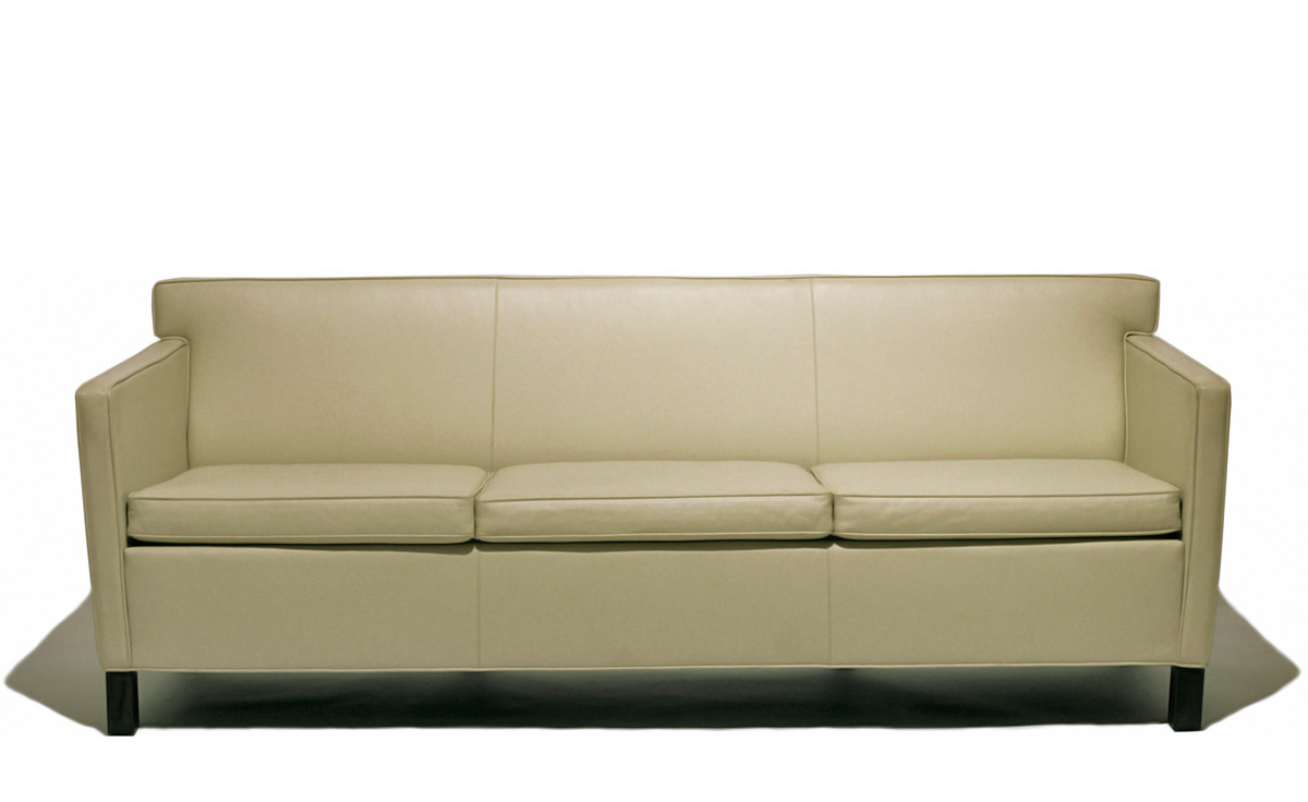 Mies van der rohe sofa rosewood and leather barcelona - Mies van der rohe muebles ...