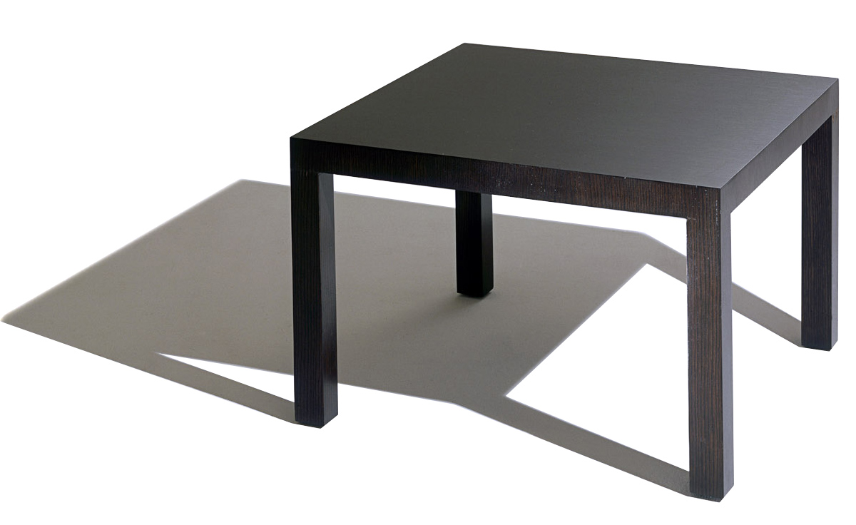 Krefeld square side table for Square side table