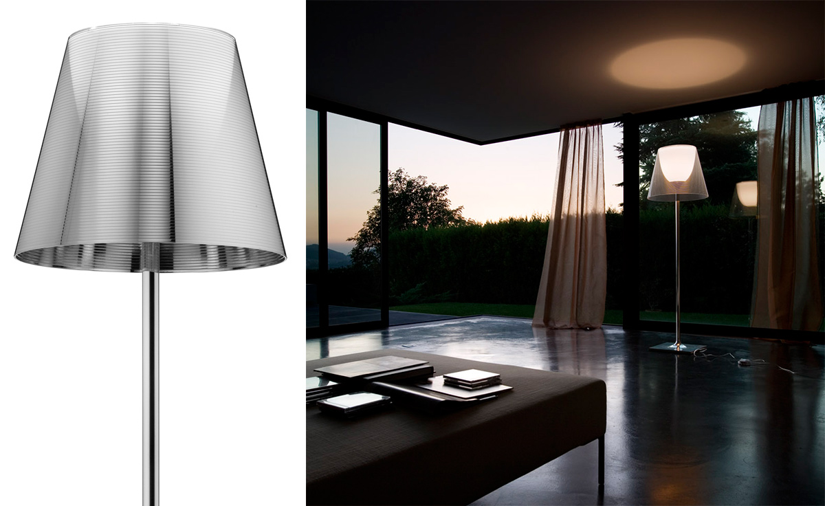 Flos Ktribe F3.Ktribe F Floor Lamp