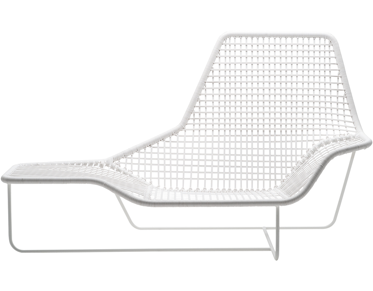 Charmant Lama Outdoor Lounge Chair
