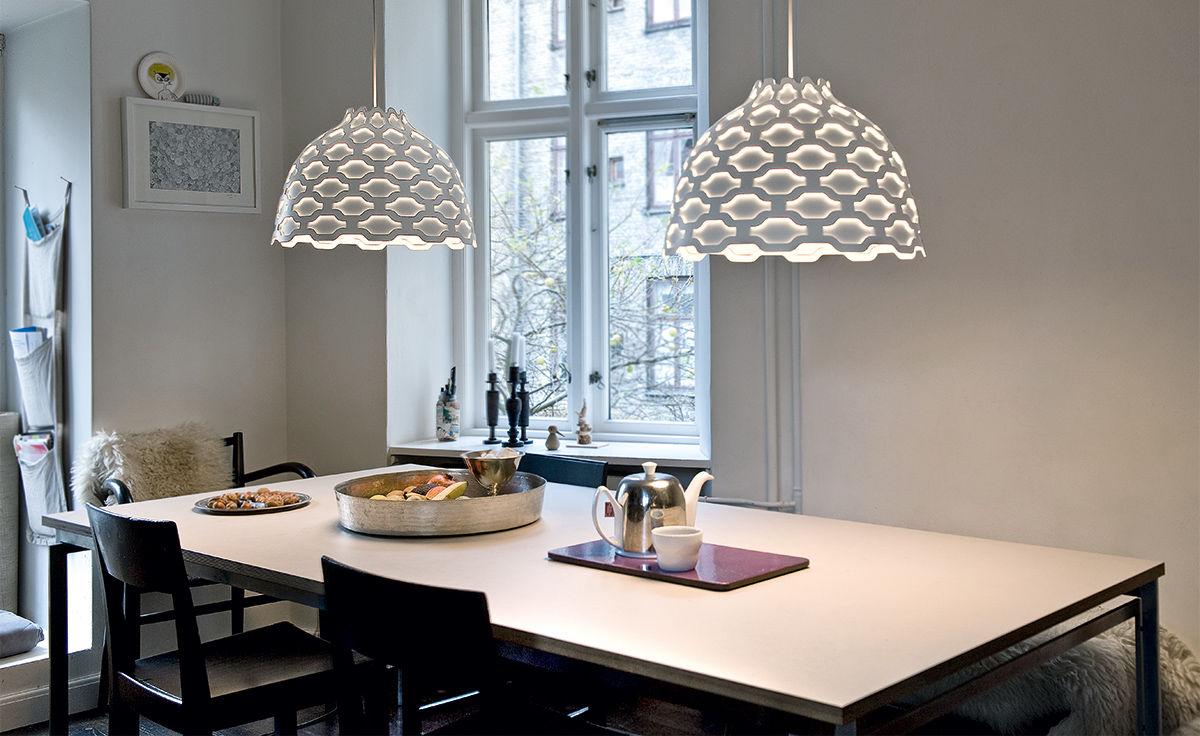 Lc Shutters Suspension Lamp Hivemodern Com