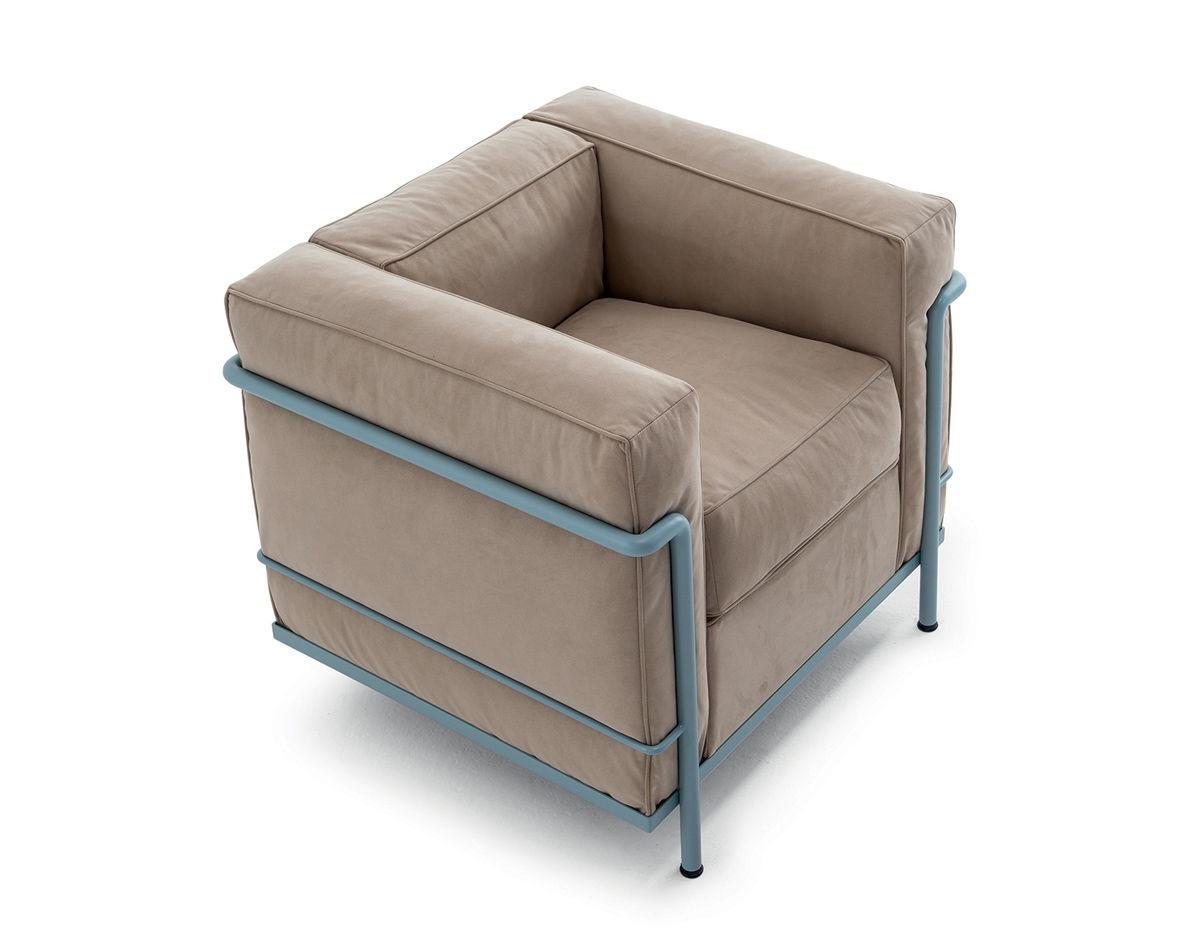 Le Corbusier Lc2 Armchair Hivemodern Com