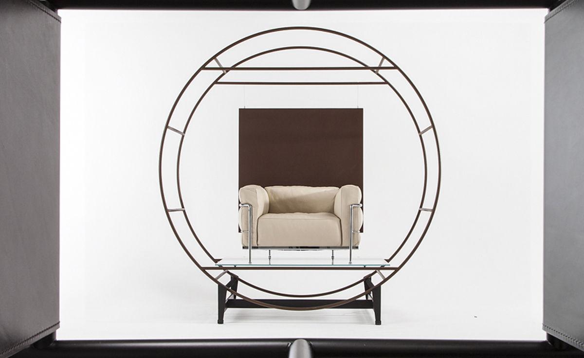 Le Corbusier Lc3 Armchair - hivemodern.com
