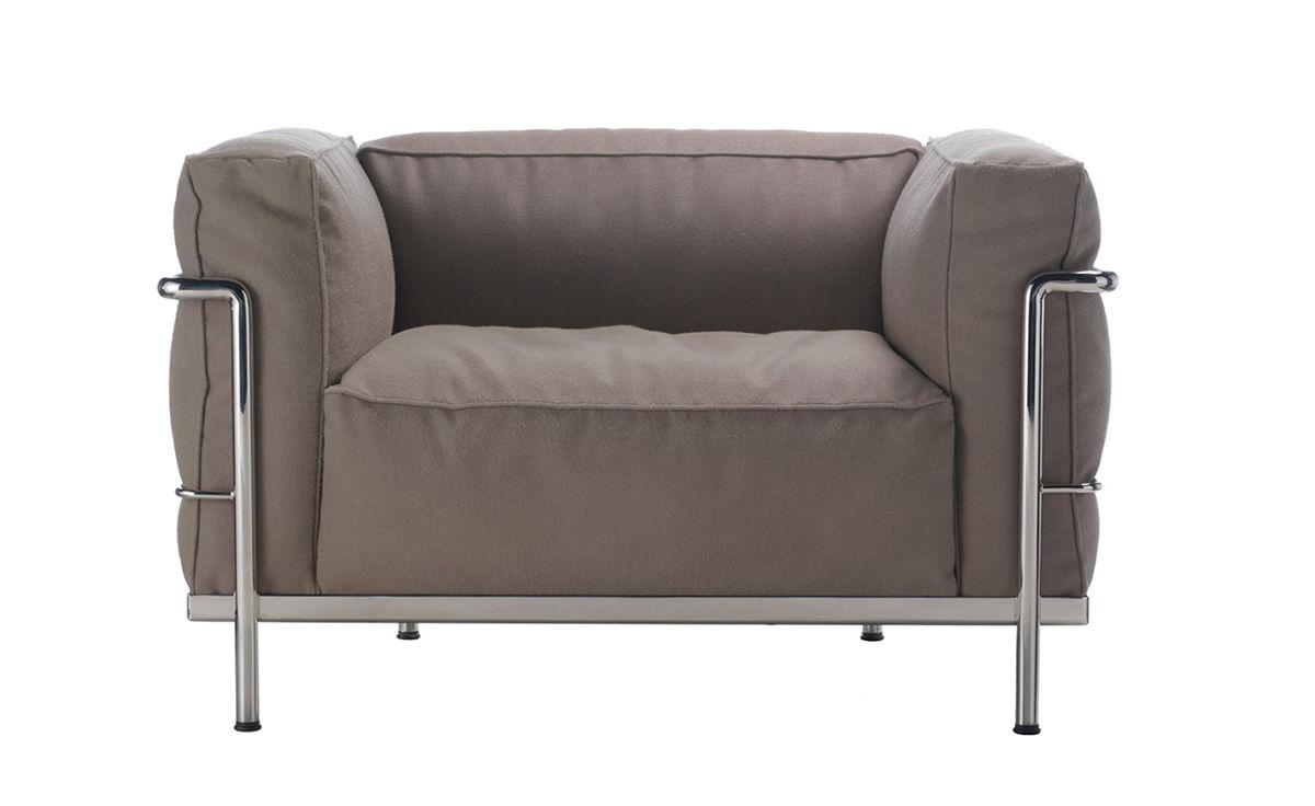 Le Corbusier Lc3 Outdoor Armchair