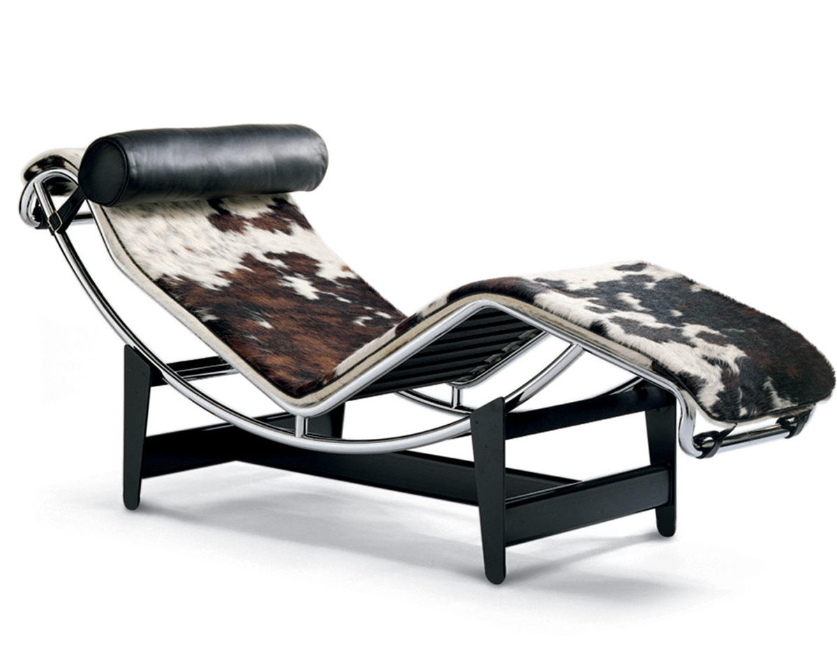 le corbusier lc4 chaise longue. Black Bedroom Furniture Sets. Home Design Ideas