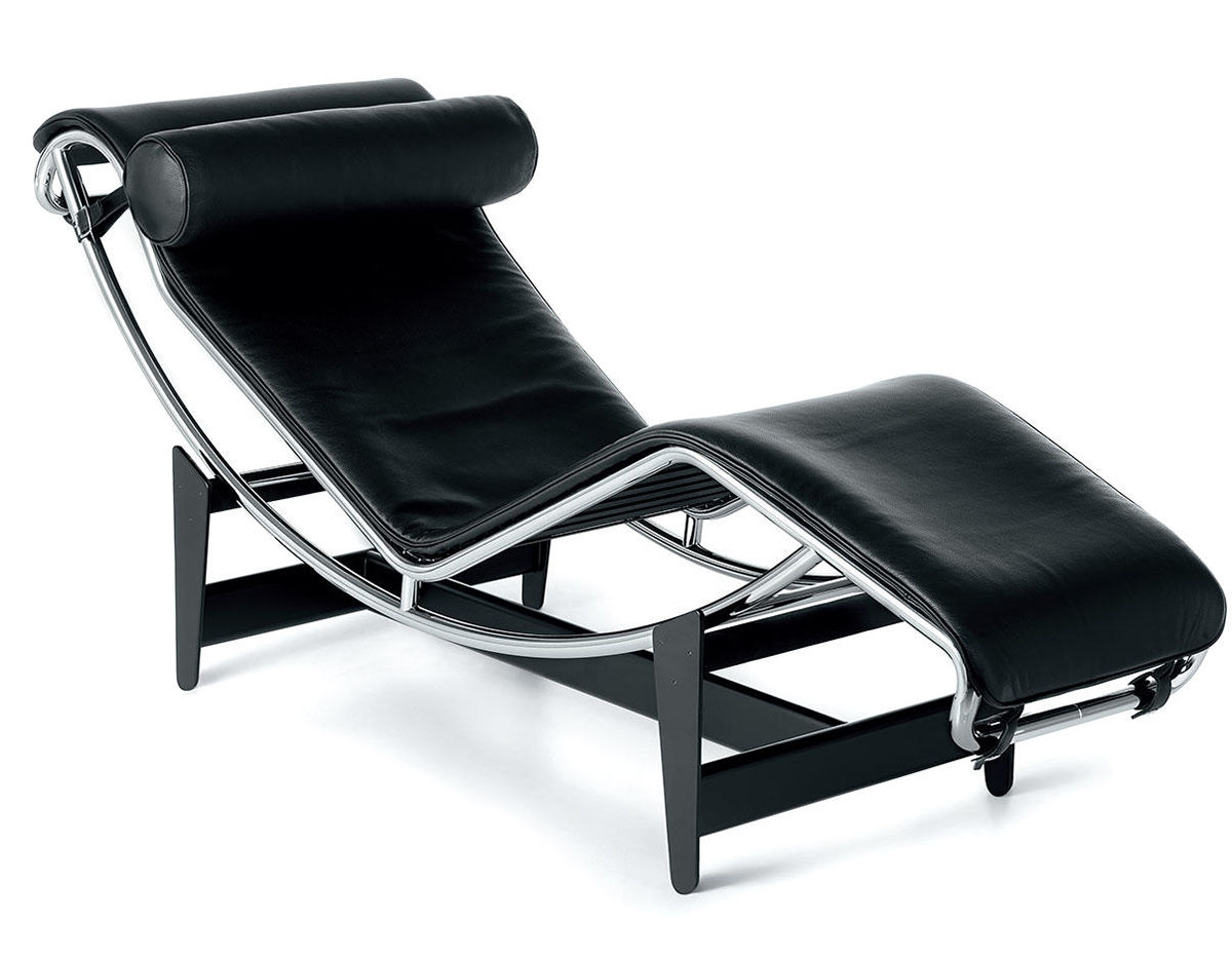 Terrific Le Corbusier Lc4 Chaise Lounge Squirreltailoven Fun Painted Chair Ideas Images Squirreltailovenorg