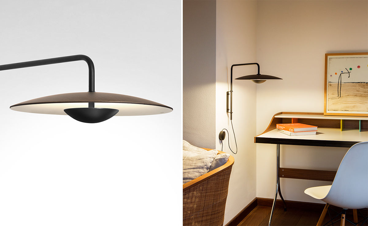 Ledginger Wall Lamp Hivemoderncom - Ginger bathroom lighting