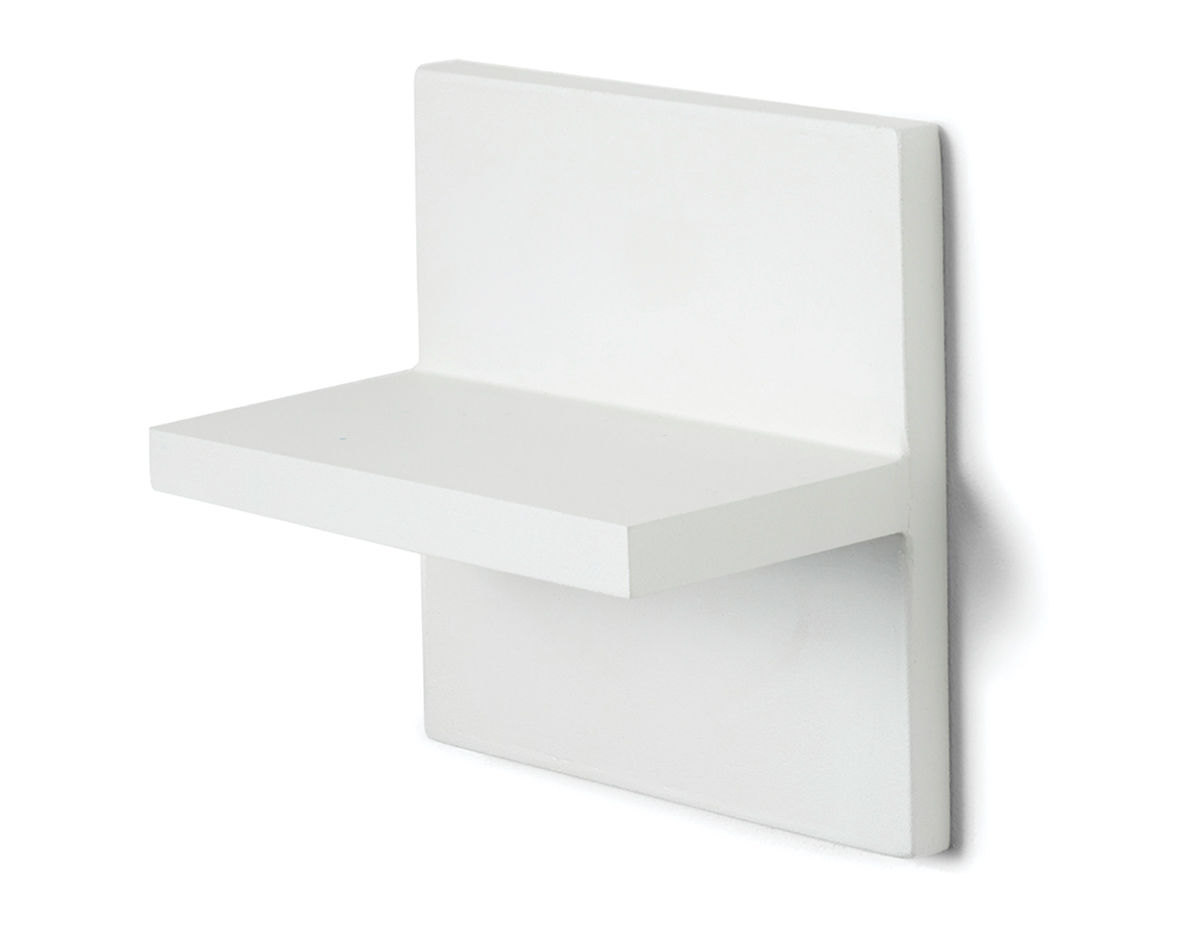 Ledge square wall sconce hivemodern ledge square wall sconce aloadofball Image collections