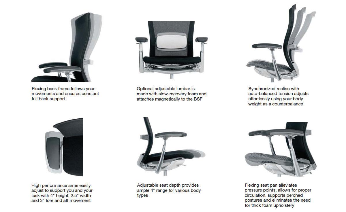 life task chair